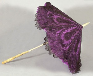 brolly purple