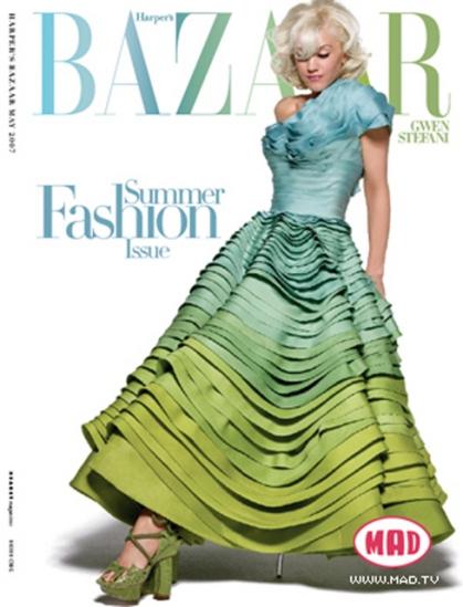 11 Gwen Stefani Bazaar