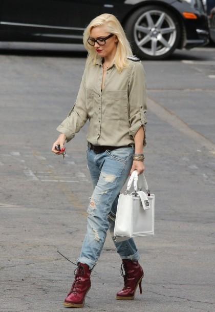 15 Gwen Stefani Street Style G