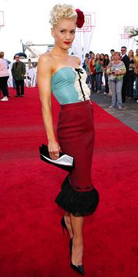 17 Gwen Stefani Louis Vuitton