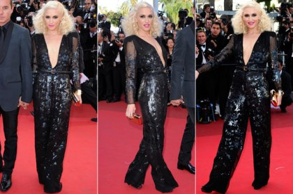 20 Gwen Stefani Stella McCartney Sequin Jumpsuit