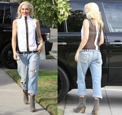 8 Gwen Stefani Street Style F
