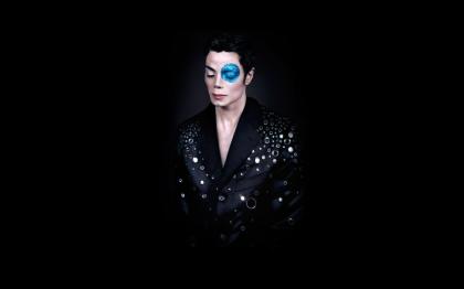 MJ blue