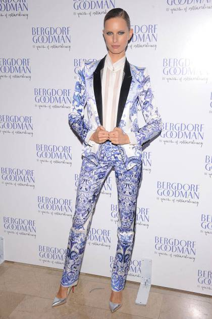 Bergdorf Goodman Celebrates its 111th Anniversary at the Plaza in New York City - Arrivals