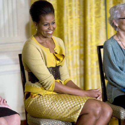Michelle Obama J Crew 2
