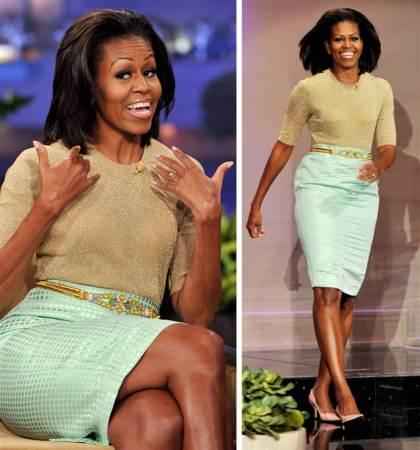 Michelle Obama J Crew
