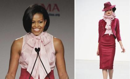 Michelle Obama LWren Scott