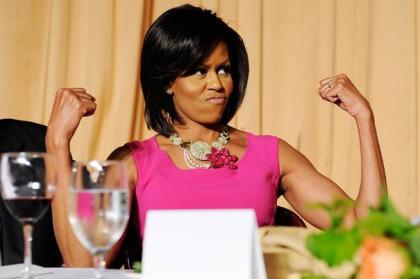 Michelle Obama Michael Kors 2