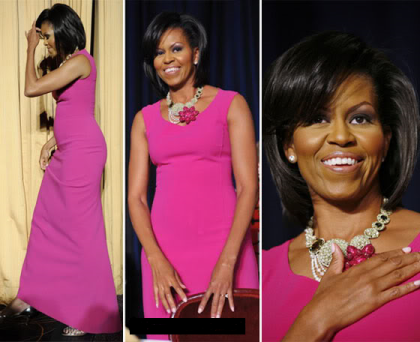 Michelle Obama Michael Kors 3