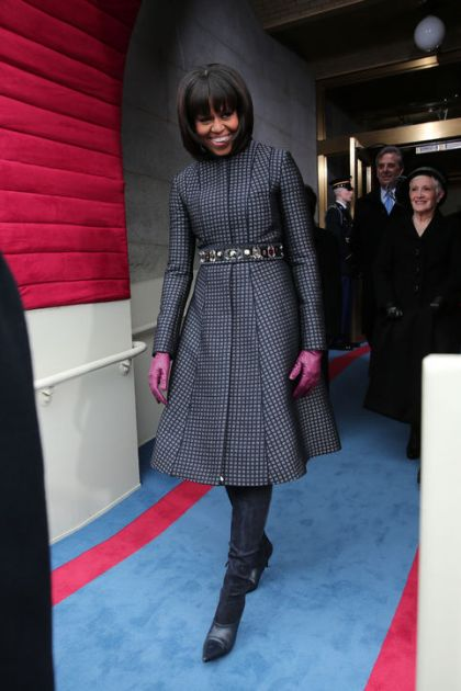 Michelle Obama Thom Browne 1