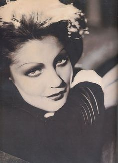 Drew Barrymore as Myrna Loy